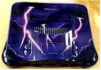 Spielekonsole Nintendo N64 mit Blitz-Airbrush